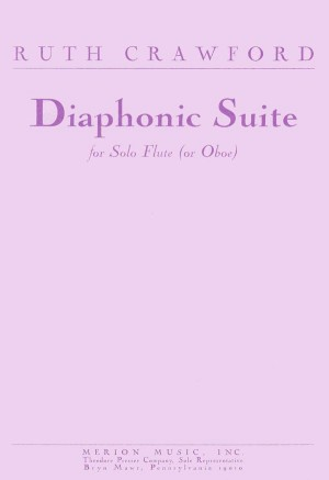 Crawford Seeger: Diaphonic Suite