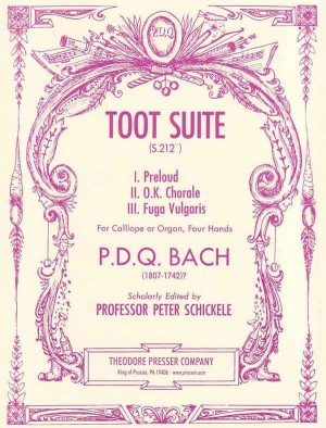 Bach: Toot Suite