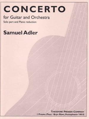 Adler: Concerto