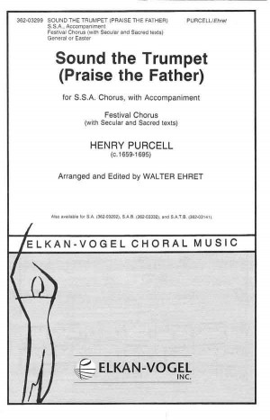 Purcell, H: Sound the Trumpet