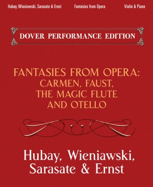 Fantasies From Opera For Violin And Piano