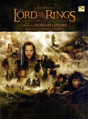 Howard Shore: The Lord of the Rings Trilogy (Easy Piano)