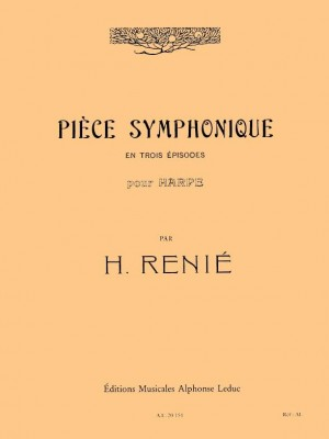 Renie: Piece Symphonique En 3 Episodes