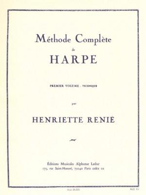 Renie: Complete Method of the Harp (Volume 1)