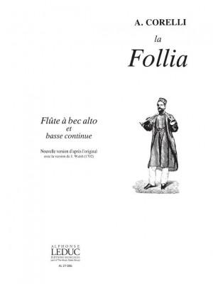 C. Corelli: Follia