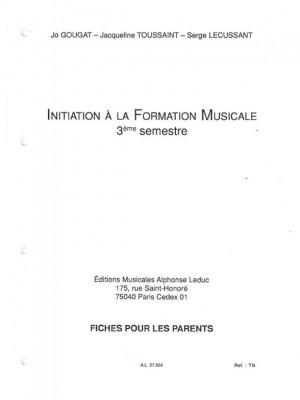 Serge Lecussant: Fiches Pedagogiques Parents No.3 Le Complet