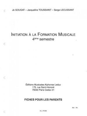 Serge Lecussant: Fiches Pedagogiques Parents No.4 Le Complet