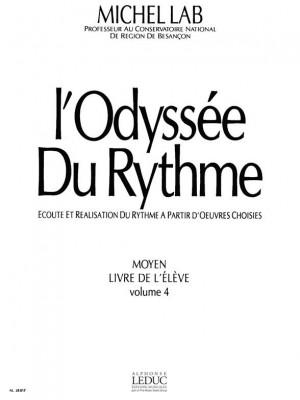 Michel Lab: Odyssée du Rythme volume 4