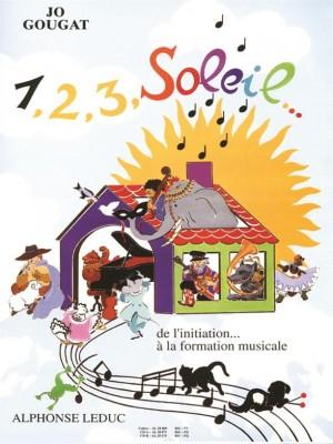 Jo Gougat: 1,2,3 Soleil de l'Initiation - Volume 1