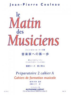 Jean-Pierre Couleau: Couleau Le Matin Des Musiciens