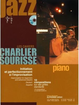 Andre Charlier: Jazz - Piano