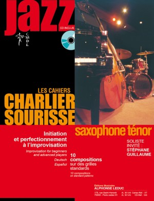 Charlie Sourisse: Improvisation for beginners and advanced players, for Tenor Saxophone