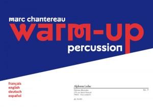 Chantereau: Warm-up pour percussion