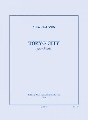 Allain Gaussin: Tokyo-City