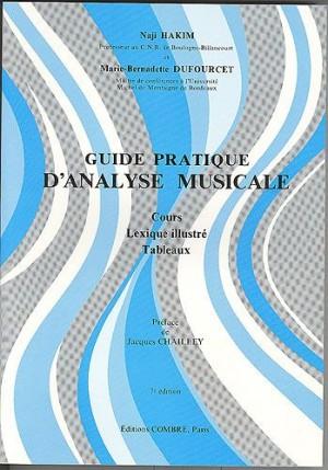 Naji Hakim: Guide Pratique D'Analyse Musicale