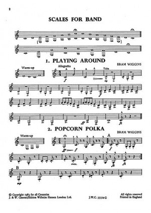Bandstand Easy Book 1 Bass Clarinet Presto Sheet Music