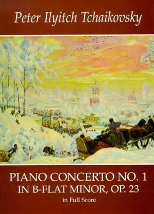 Pyotr Ilyich Tchaikovsky: Piano Concerto No. 1 In B-Flat Minor, Op. 23