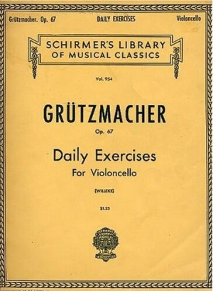Daily Exercises For Cello Op.67