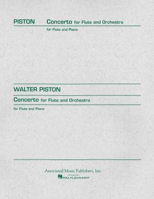 Piston Concerto Flt/Pf Red