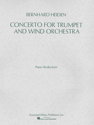 Bernhard Heiden: Concerto For Trumpet And Orchestra (Trumpet/Piano)