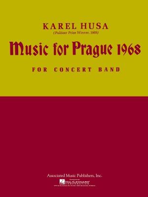 Karel Husa: Music for Prague (1968)
