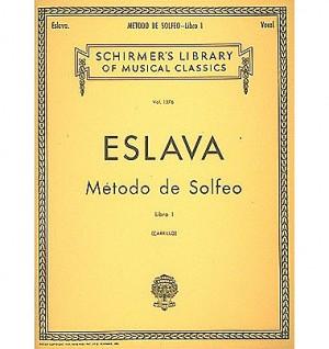 D. Hilarion Eslava: Metodo De Solfeo - Book 1
