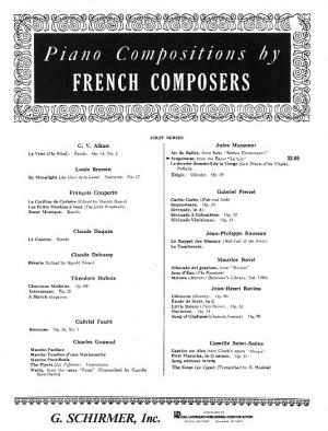 Jules Massenet: Aragonaise From 'Le Cid' (Piano Solo)