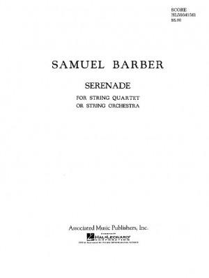 Samuel Barber: Serenade For Strings Op.1