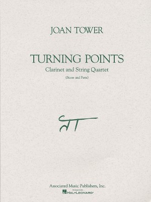 Joan Tower: Turning Points
