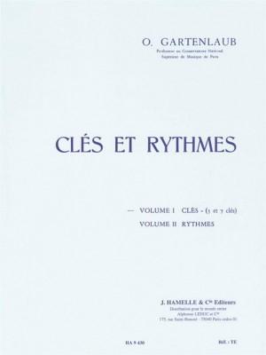 Gartenlaub: Cles Et Rythmes Volume 1 5 Cles Et 7 Cles