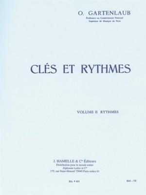 Odette Gartenlaub: Cles Et Rythmes - Volume II Rythmes Book