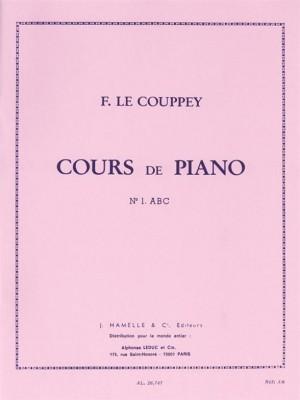 Félix Le Couppey: Cours de Piano 1: A.B.C. Methode pour Commencants