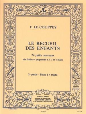 Félix Le Couppey: Le Recueil Des Enfants, 14 Pièces Faciles et Progr