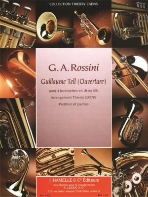 Gioachino Rossini: Guillame Tell Ouverture