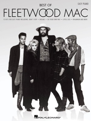 Best of Fleetwood Mac Easy Piano Personality