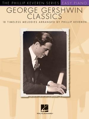 George Gershwin Classics (easy piano)