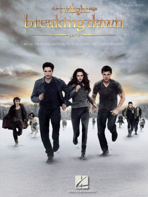 Carter Burwell: The Twilight Saga: Breaking Dawn, Part 2