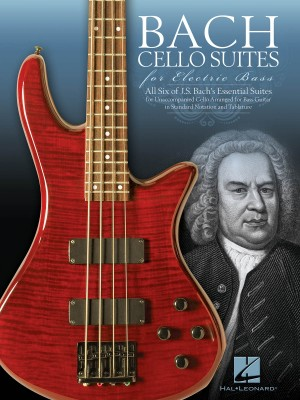Johann Sebastian Bach: Cello Suites For Electric Bass