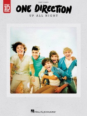 One Direction Up All Night Esy Pf Bk