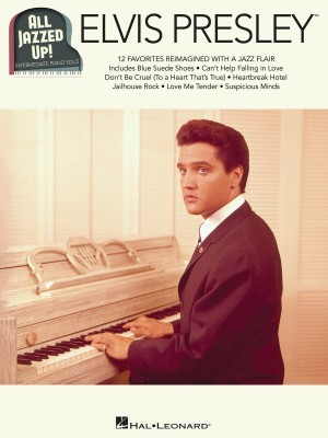 Elvis Presley - All Jazzed Up!