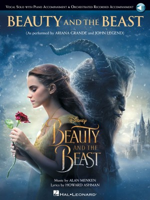 Ariana Grande_John Legend: Beauty and the Beast (Vocal Solo with Online Audio)