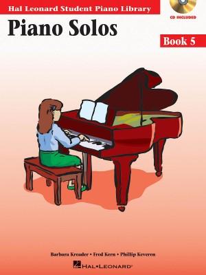 Barbara  Kreader: Piano Solos Book 5