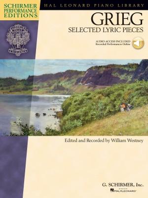 Edvard Grieg: Selected Lyric Pieces (Schirmer Performance Edition) (Book/Online Audio)