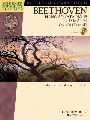 "Ludwig Van Beethoven: Piano Sonata No.15 In D Op.28 ""Pastoral"" (Schirmer Performance Edition)"