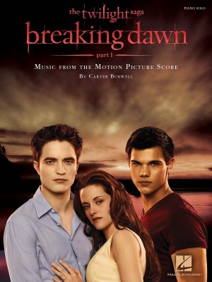 Carter Burwell: Twilight - Breaking Dawn Part 1 ( Piano Solo )