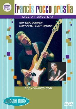 Francis Rocco Prestia Live at Bass Day 1998