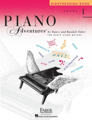 Nancy Faber_Randall Faber: Piano Adventures Level 1 - Sightreading Book