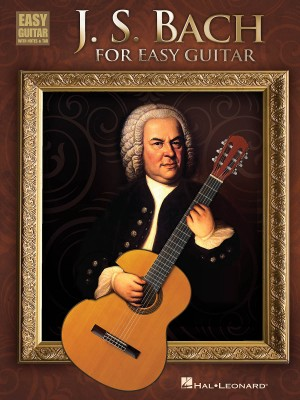 Johann Sebastian Bach: J.S. Bach for Easy Guitar