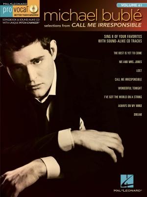 Michael Bublé - Call Me Irresponsible