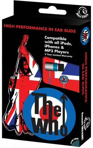 The Who - In-Ear Buds